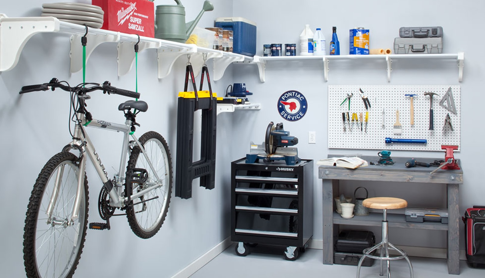 Home - EZ Shelf